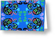 Pasley Greeting Card