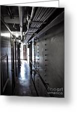 Passageway To The Past Greeting Card