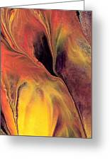 Passion Fire Greeting Card