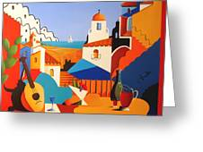 Passion For Life Greeting Card