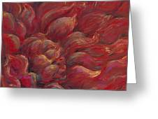 Passion V Greeting Card