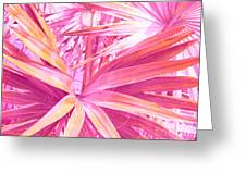 Pastel Dream In Pink Greeting Card