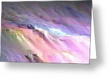 Pastel Imagination Greeting Card
