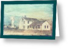 Pastel Point Wilson Light Greeting Card