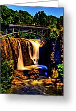 Paterson's Great Falls IIi Greeting Card