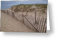 Path To Provincetown Greeting Card