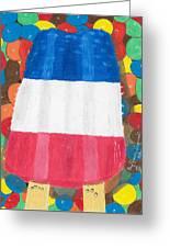 Patriotic Summertime Greeting Card