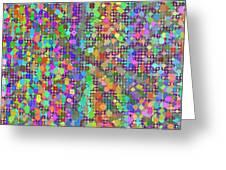 Pattern 103 Greeting Card