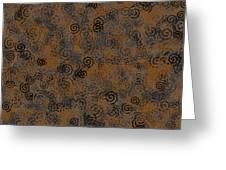 Pattern 110 Greeting Card
