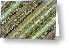 Pattern 111 Greeting Card