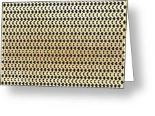 Pattern 111915 Greeting Card