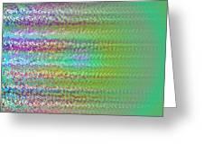 Pattern 117 Greeting Card