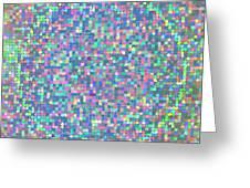 Pattern 125 Greeting Card