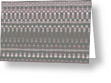 Pattern 148 Greeting Card