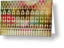 Pattern 181 Greeting Card