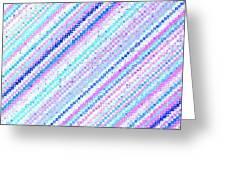 Pattern 26 Greeting Card