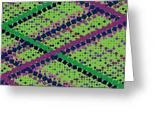 Pattern 54 Greeting Card