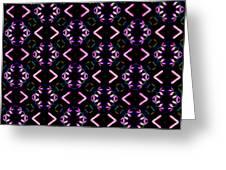 Pattern 58 Greeting Card