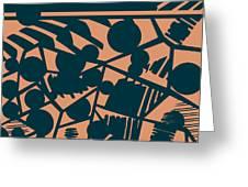 Pattern 59 Greeting Card