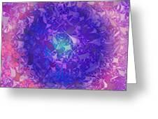 Pattern 60 Greeting Card