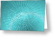 Pattern 77 Greeting Card