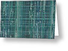 Pattern 81 Greeting Card