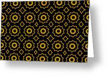 Pattern 84 Version 2 Greeting Card