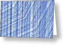 Pattern 91 Greeting Card
