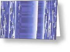 Pattern 97 Greeting Card