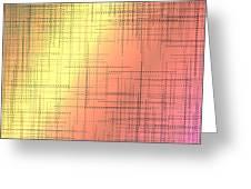 Pattern 98 Greeting Card