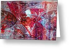 Pattern Art 015 Greeting Card