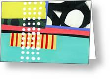 Pattern Grid #2 Greeting Card