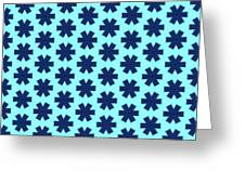 Patterned Greeting Card