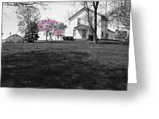 Patton Place Greeting Card