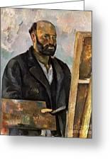 Paul Cezanne (1839-1906) Greeting Card