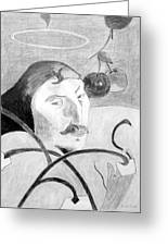 Paul Gauguin Greeting Card
