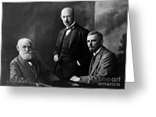 Pavlov, Anrep, Babkin Greeting Card