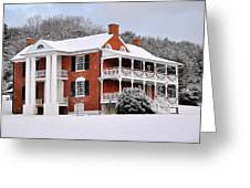 Paxton House Greeting Card