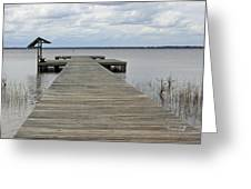 Peace And Serenity II Greeting Card