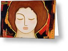 Peace Messenger Greeting Card