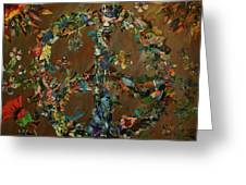 Peace Of Summer Greeting Card