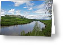 Peace River Greeting Card