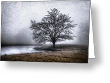 Peaceful Country Setting Greeting Card