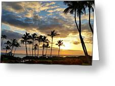 Peaceful Dreams Hawaii Greeting Card