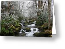 Peaceful Flow Greeting Card