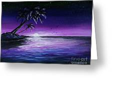 Peaceful Night Greeting Card