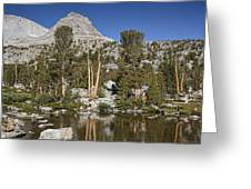 Peaceful Retreat Greeting Card