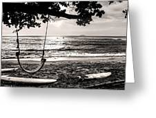 Peaceful Tide Greeting Card