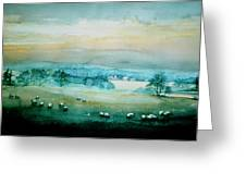 Peaceful Valley Greeting Card
