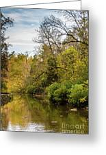 Peaceful Waters Greeting Card